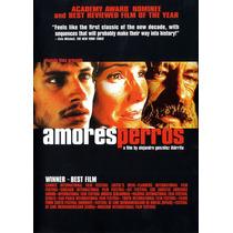 Amores Perros Dvd Loves Bitch - Gael Garcia,vanessa Bauche.