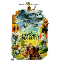 Dvd La Historia Sin Fin Ii ( The Neverending Story Ii ) -