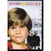Mi Pobre Angelito 3 Home Alone 3 Pelicula Dvd