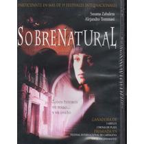 Sobrenatural Susana Zabaleta Y Alejandro Tommasi Formato Dvd