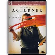 Mr Turner Timothy Spall Cine De Arte , Pelicula En Dvd