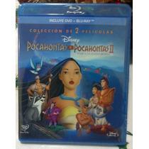 Pocahontas 1 Y 2 Blu-ray + Dvd