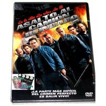 Dvd: Asalto Al Camión Blindado (2009) Matt Dillon, Jean Reno