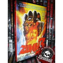 Dvd Zombi 3 Lucio Fulci Subt Esp Horror Terror Gore Zombie