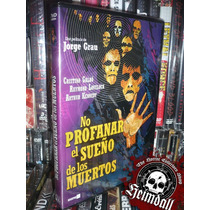 Dvd No Profanar El Sueño De Los Muertos R2 Esp Zombie Gore
