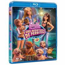Barbie Una Aventura De Perritos , Pelicula En Blu-ray