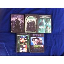 Matrix Collección Trilogia Completa Dvd