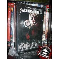 Dvd Satanic Sluts 3 Sexplotation Horror Gore Terror