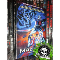 Mazinger Collection 2 Dvd Digipack Mechas Anime Taekwon