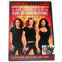 Dvd Los Angeles De Charlie Al Limite 2003 Cameron Diaz!! Lbf