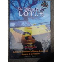 Dvd La Historia De Lotus Coleccion Autos