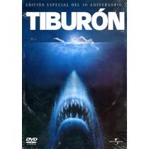 Dvd Tiburon ( Jaws ) 1975 2 Dvd- Steven Spielberg / Scheider