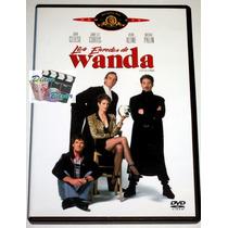 Dvd Los Enredos De Wanda 1988 John Cleese, Jamie Lee Curtis