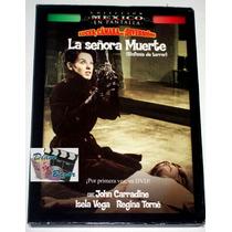 La Señora Muerte (1969) John Carradine, Regina Torne!! Lbf