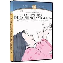 La Leyenda De La Princesa Kaguya Pelicula Studio Ghibli Dvd