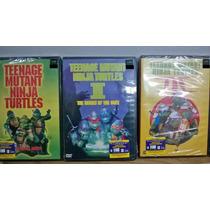 Trilogia Tortugas Ninja
