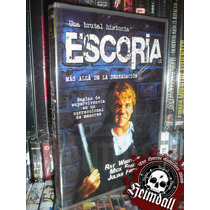 Dvd Scum Escoria Esp Europeo R2 Pal Terror Gore Horror Drama