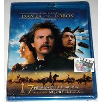 Blu-ray: Danza Con Lobos (1990) Kevin Costner!!