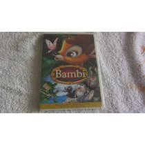 Bambi Edicion Especial De 2 Dvds Walt Disney Nuevo Mn4
