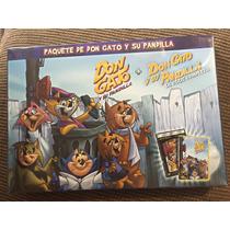 Don Gato Y Su Pandilla La Película Y La Serie Completa Dvd