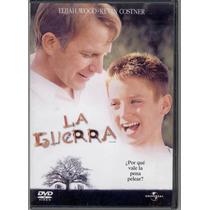 Dvd La Guerra Kevin Costner Elijah Wood
