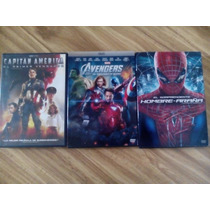 Dvd Avengers, Amazing Spiderman