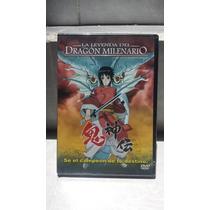La Leyenda Del Dragon Milenario Dvd Audio En Español