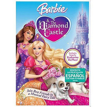 Barbie Y El Castillo De Diamantes De Dvd - Español