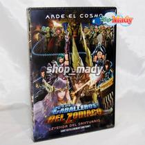 Los Caballeros Del Zodiaco - Leyenda Del Santuario En Dvd