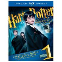 Harry Potter Año 1 Ultimate Edition , Pelicula En Dvd