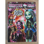 Monster High: Freaky Fusion Pelicula Import Movie Caricatura