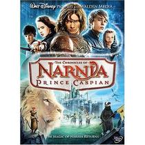 Narnia El Príncipe Caspian ( Disney Dvd) Nuevo Y Original