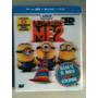 Mi Villano Favorito 2 En 3d ( Bluray 3d + Bluray + Dvd )