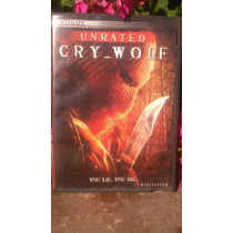 Cry Wolf - Unrated Dvd Con Subtitulos En Español