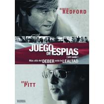 Juego De Espias , Película Dvd