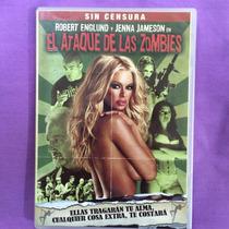 Dvd El Ataque De Las Zombies