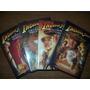Indiana Jones Dvd Coleccion Completa 4 Peliculas