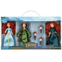 Disney / Pixar Brave Película Exclusive 6 Pieza Mini Doll Se