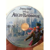Dvd Alicia En El Pais De Las Maravillas Solo Disco Nuevo Hm4
