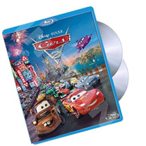 :: Cars 2 :: Bluray + Dvd + Regalo Pixar Disney