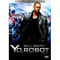 Yo Robot , Will Smith , Pelicula Dvd