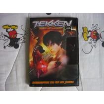 Tekken Puños De Hierro Dvd 2012 Quality Films