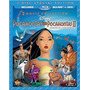 Pocahontas 1 Y 2 En Disney Blu Ray