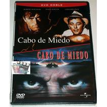 Paq 2 Peliculas Cabo De Miedo / Cape Fear 1962 Y 1991,