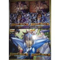 Colección Dvd Lienzo Perdido Saint Seiya Lost Canva12vol