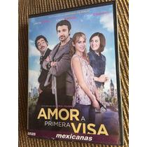 Amor A Primera Visa Jaime Camil Omar Chaparro Laura Ramsey