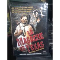 Dvd 2 Masacre En Texas Tobe Hooper Terror Gore Leatherface