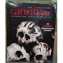 Cannibal Collection. Amazonia, Man From Deep River. No Subt.