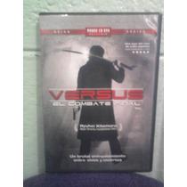 Dvd Cine Oriental Versus Terror Gore Artes Marciales Zombies