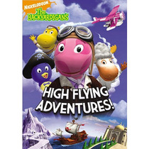 Backyardigans: High Flying Adventures Y Dvd